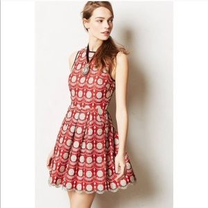 Anthropologie | 0 | Maraschino lace dress